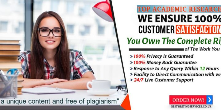 Professional Dissertation Writing Services in UK