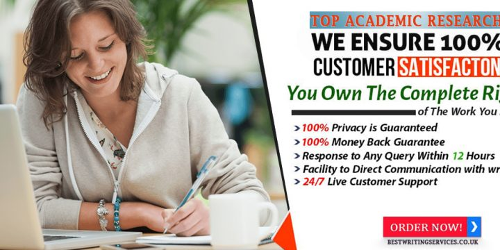 Academic Writing Services in UK – Get Papers from Professional Writers